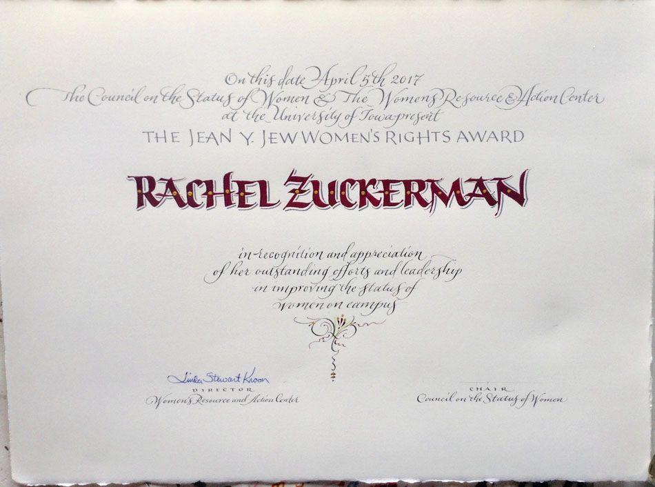 JJA Zuckerman