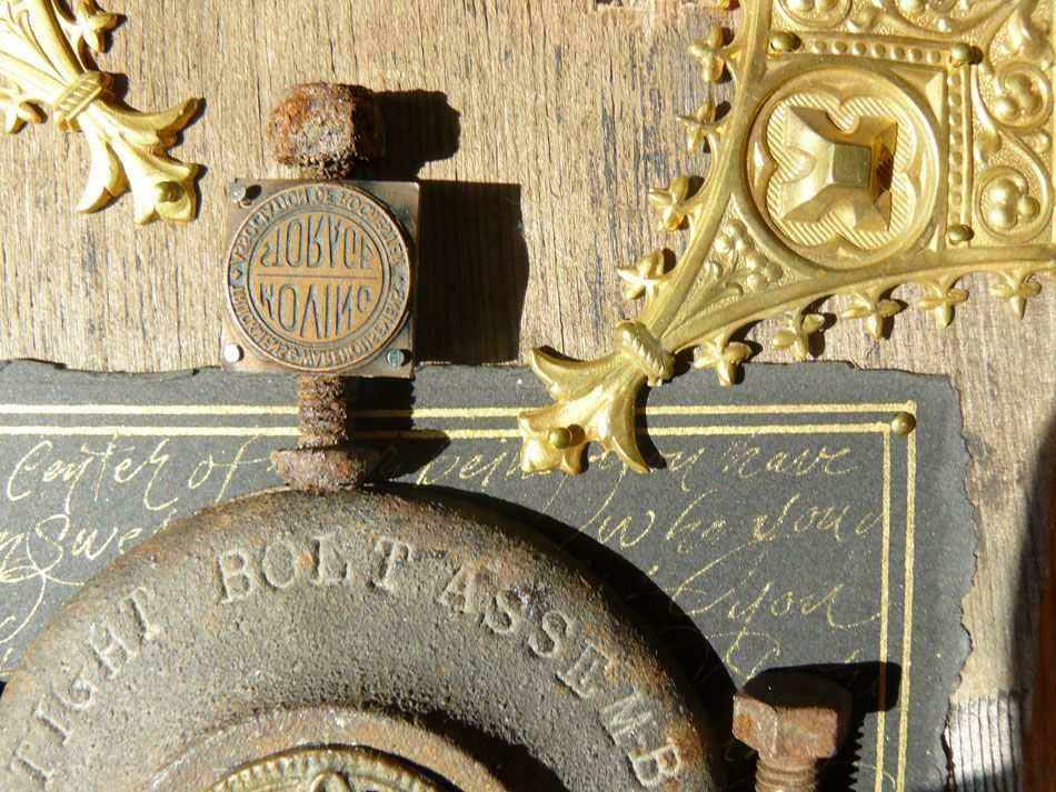 Assemblage (detail)