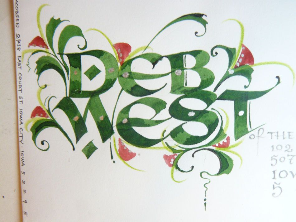 Deb West